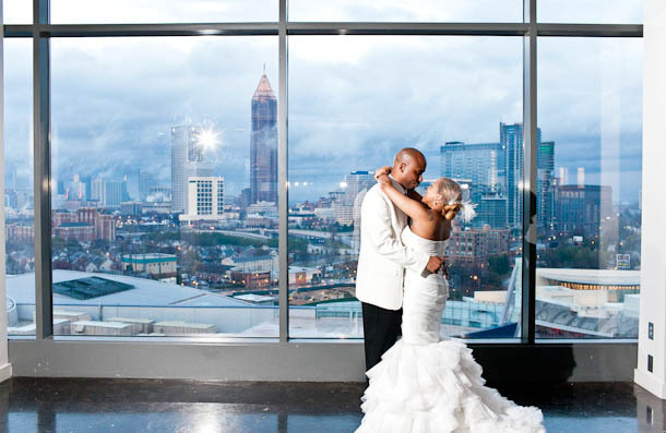 itsloudinsidemyhead:   Bridal Bliss: Remy and Lamont Photo Credit: Enmuse Photography   This color scheme is nice for a wedding