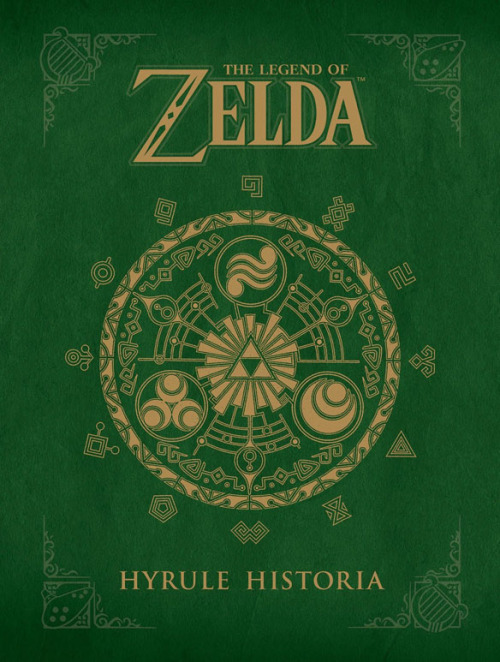 gamefreaksnz:   The Legend of Zelda: Hyrule Historia [Hardcover] This handsome hardcover contains never-before-seen concept art, the full history of Hyrule, the official chronology of the games, and much more! Price: $34.99    Sale Price: $19.42     You save: $15.55 (43%)