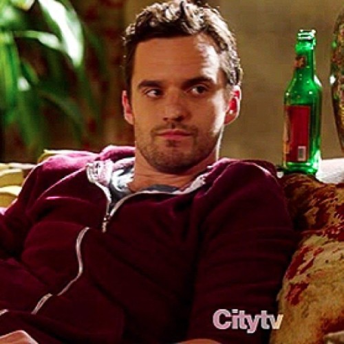 How can you not love him?! #nickmiller #jakejohnson #newgirl #handsome #love #igdaily #instagood #instadaily #futurehusband #celeb #actor