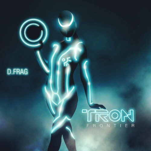 I once invented a tron character and named her defrag…..#tron #evergreen #direction #designer #experiments #adobe #photoshop #graphics #girls #instahub #instagrammers #ideas