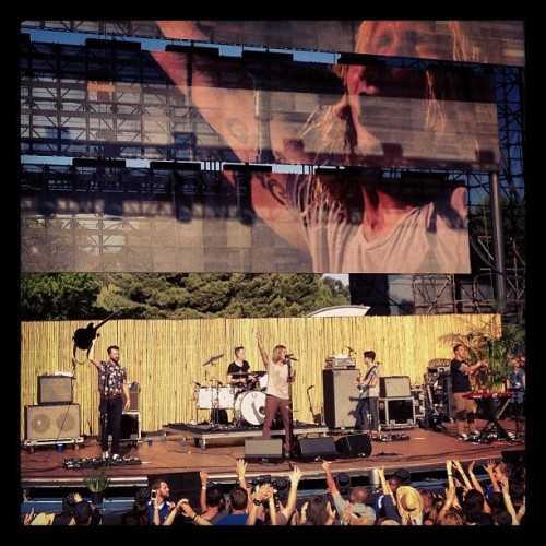 .   AWOL NATION ~ Live KROQ Weenie Roast 2013 Verizon Wireless Amphitheater May 18th, 2013 Irvine, CA    #MichaelRaven #2013 #Life #CA #California #Photography #Photo #Irvine #LA #Picture #MichaelRavensPhotography #Music #Rock #Pop #Live #AwolNation #KROQ #Radio #LiveMusic (at Verizon Wireless Amphitheatre)