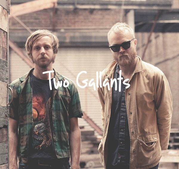 I've been listening to a lot of Two Gallants lately and find myself liking several songs that didn't catch my attention the first time I heard them.
