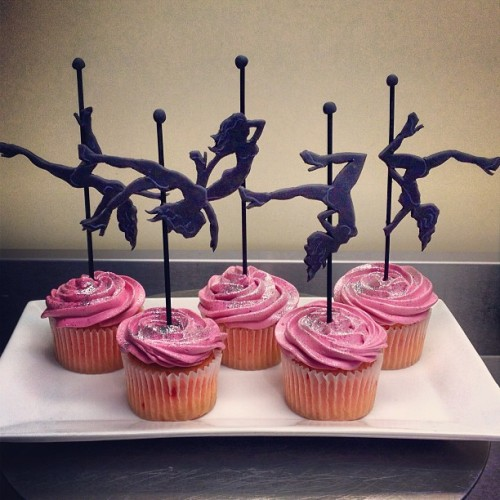 I found this on Etsy: Pole Dancer Cupcake Toppers $25.00 http://etsy.me/11zmRBK #wonderfulweddingcakes #longislandcakes #glencove #glenhead #seacliff #northshore #stripper #stripperpole ##stripperdancer #exotic #exoticdancer #sexy #bachelorette #cupcake #strippercupcake #poledancercupcakes