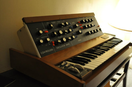 1977 Minimoog Model D Synthesizer