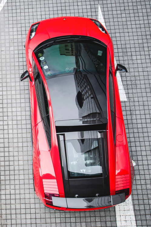 themanliness:  Red Superleggera | Source | More