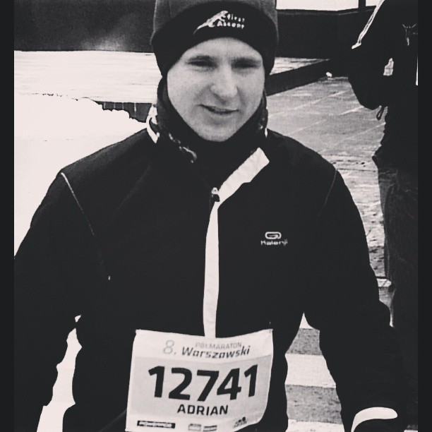 #running #cold #halfmarathon #21k #warm-up
