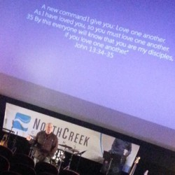 Gary Chupik of @NorthCreekLife / northcreekchurchonline.com  (at AMC Loews Woodinville 12)