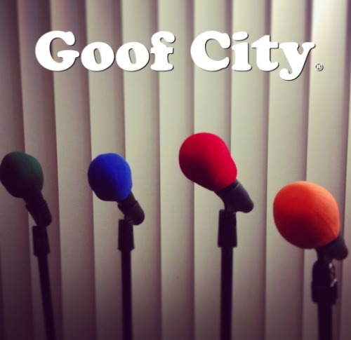 subwaydouchery:  SUBWAY DOUCHERY presents… GOOF CITY PODCAST! I know, I know. WE DON'T CARE ABOUT YOUR OTHER COMEDY PURSUITS!! POST SUBWAY PICS! Well, I'm sorry. The Subway Douchery offices have been hard at work on new posts… AND THIS PODCAST! It's super silly! Super fun! And features the best of the best. Get in on the ground floor of one of the greats. DOWNLOAD HERE! DOWNLOAD HERE! DOWNLOAD HERE!