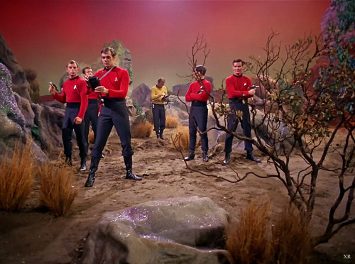 mudwerks:  1967 … more red-shirt victims! (by x-ray delta one)