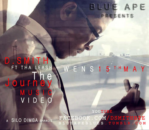 @dsmithb2e ft @thaleash- The Journey Music Video drops Wens 15 May :) #thejourney RT RT RT