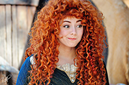 mermaidminnies:  Merida, you need to stop being so adorable.