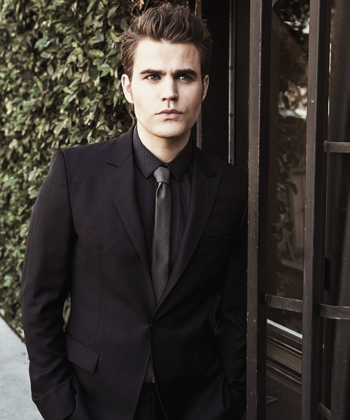 Paul Wesley - Bello Magazine December 2012