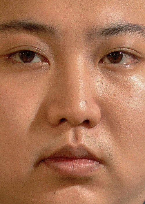 celebritycloseup:  kim jong un