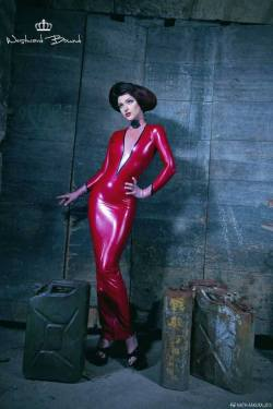 "westward-bound-latex:  ""Gazolina Chic"". Ruby Modèle Ruby Modèle Page casts a flame in Westward Bound's Madame Fille Latex Dress.www.westwardbound.com/R1286Photograph: Nath-Sakura, international photographer. Make-up : Rachel Sintes Make Up. Haidressing: Rémy Villerelle. Assistants : Irrésistible Tao, Caroline Heraud et X-Off Marc. N'HESITEZ PAS A PARTAGER NOTRE PHOTOS (Don't hesitate to share our photos) — with Caroline Heraud, Irrésistible Tao, L'équipe Web Nath-Sakura, Rémy Villerelle, Rachel Sintes Make Up, Ruby Modèle, X-Off Marc, Nathalie Nouth II, Nath Sakura Propagandista and Nathalie Nouth."