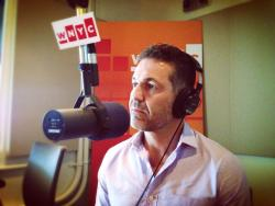 Kite Runner author Khaled Hosseini in the WNYC studios to discuss his new book And the Mountains Echoed. Listen to his chat with Brian Lehrer here.