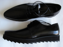 bostonroll:  Jil Sander fall 2008 derbies grails