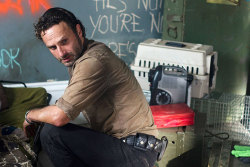 The Walking Dead Recap: The One Where Rick Learns That S**t Could Be Worse http://bit.ly/YZRdxT
