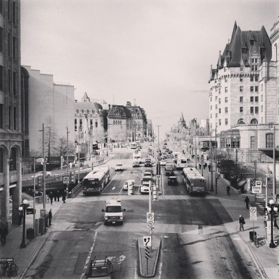 Good morning Ottawa! (at Rideau Centre)