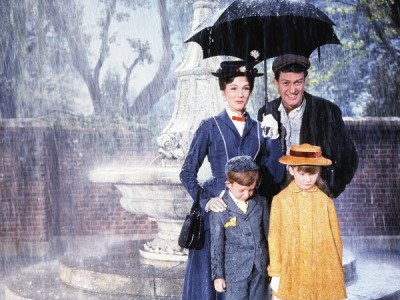 fyoldmovies:  Mary Poppins (1964, USA, Robert Stevenson)