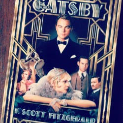 An enduring classic the Great Gatsby #latenightreading #GreatGatsby #FScottFitzgerald
