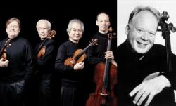 harmoniamundiusa:  Tokyo String Quartet plays 92nd Street Y in NYC this Saturday with cellist Lynn Harrell. Don't miss one of the last remaining US dates by the retiring quartet! Pre-order DVORAK. SMETANA. Quartets.   Tomorrow is their FINAL NY Concert. Get tickets here, listen to audio clips, and read a letter from 92Y to the Tokyo String Quartet.