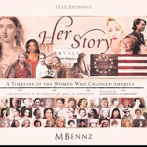 Unreleased track #HERSTORY is up www.mbennz.bandcamp.com www.soundcloud.com/mbennz #hiphop #mbennz #starkidz #lyrical #spiritual #girlpower #divinefeminine #woman #goddess #queen