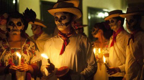 2016 November Dia De Los Muertos Day of the Dead