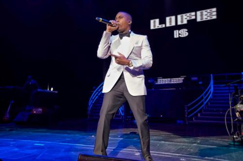 "emagenentgroup:  @Nas Brings in 2013 in Grand Fashion at Radio City Growing up in the harsh Queensbridge projects, the idea of performing, let alone, headlining Radio City Music Hall on New Year's Eve, probably never crossed Nas' mind. ""When I was little we couldn't afford to come here, now, we own this place tonight!,"" Nas told a sold out Radio City a half hour before the ball dropped down the block in Times Square. It was a moment and a night any artist would cherish, but capping off a tremendous 2012, Nas had every reason to be the most excited person performing in New York City on New Year's Eve.  Read the Full Huffington Post Article!"