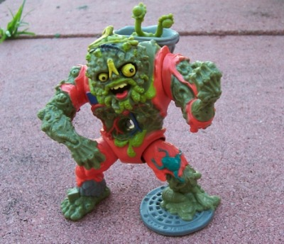junglerot:  One of my favorite TMNT figures, MUCK MAN!
