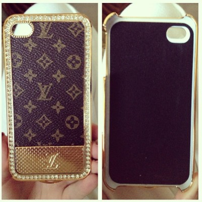 Yay ☺ #newphonecase #louisvuitton #louisv #cute