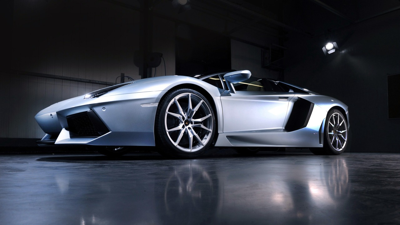 Lamborghini aventador lp700-4 roadster on hd wallpapers backgrounds