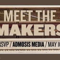 Networking Event Reviews: Meet the Makers Presents Admosis Media. To find this event review go to blog.actualnetworking.com (at Actual Networking)