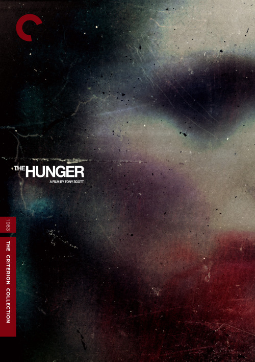 "Criterion Cover for Tony Scott's ""The Hunger"""