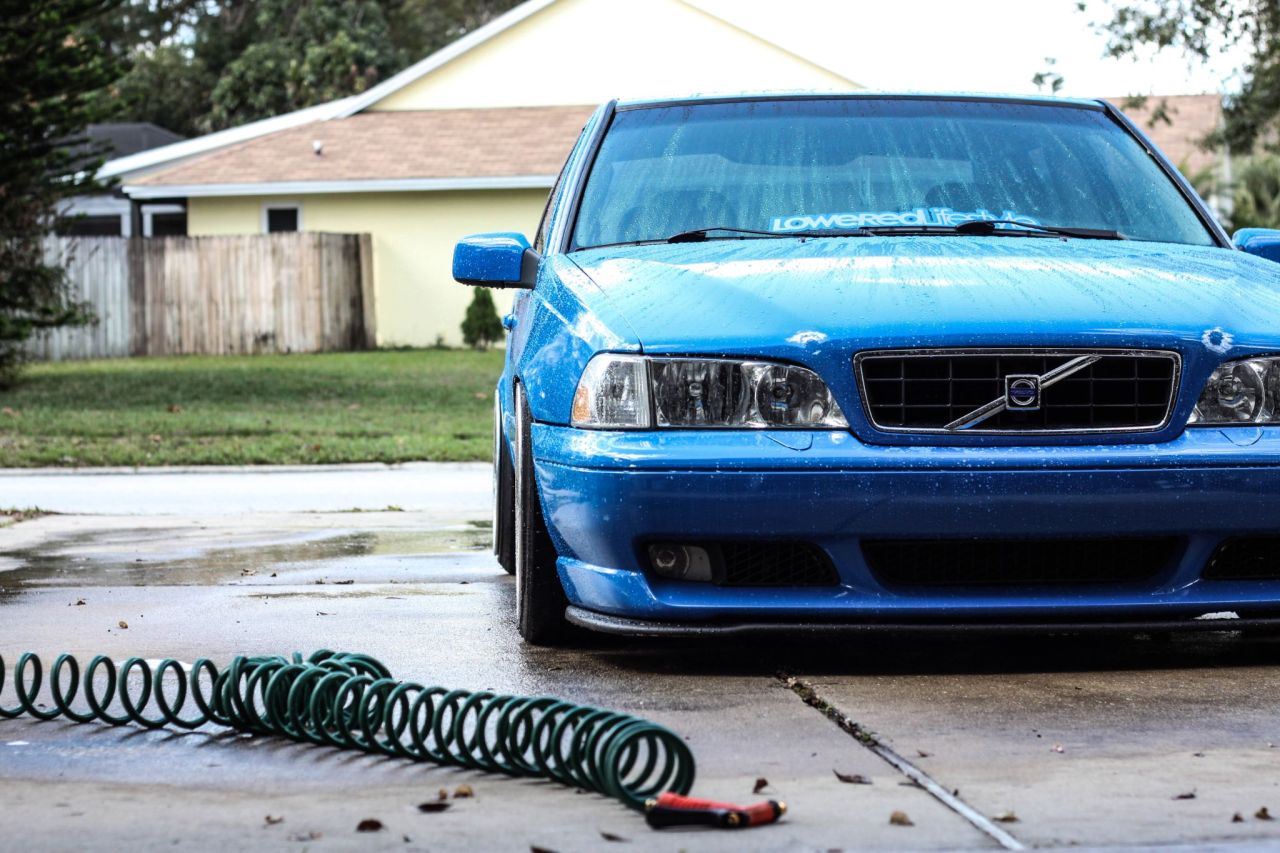 Lowered Lifestyle Volvo