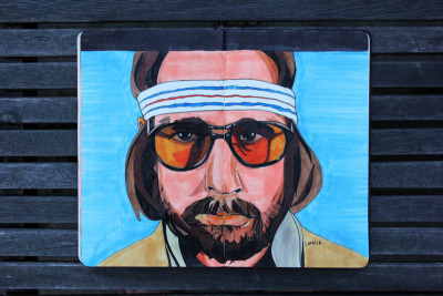 Richie Tenenbaum by Julia Walck