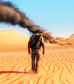 impatientgamer:  Uncharted 3: Drake's Deception