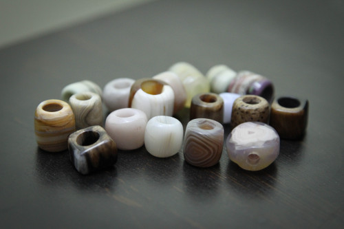 my pretty dread beads