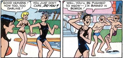 Jughead just don't care