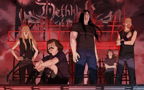 albotas:  Metalocalypse Seasons 1-4 DVDs On Sale on Amazon Good old Amazon is having a great deal on Metalocalypse DVDs. Each season DVD is $10, including seasons 1-4. Seasons 1-3 usually run for $30 each, with 4 being at $20, so this is a pretty good deal you're saving with. Act on that now if you want to bring home some Dethklok metal for your home entertainment. Buy it:Metalocalypse Season 1Metalocalypse Season 2Metalocalypse Season 3Metalocalypse Season 4  I want…..