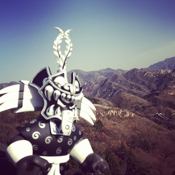 The hills are alive. #jaguarknight #shadow #pobbertoys #photooftheday #toys