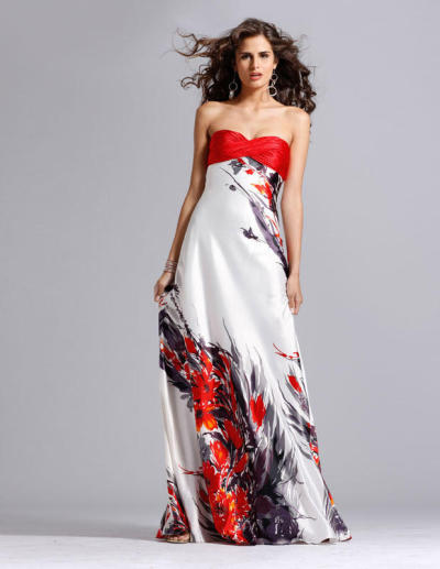 Clarisse 1394 was and still is a dress to die for! We have ladies constantly coming within the store gazing upon this dress. Not only will you not hesitate in trying it, be sure to be shocked that this lovely Clarisse 1394 gown will be your number one choice for this year. Click here to view more information on Clarisse 1394 from Jan's Boutique!
