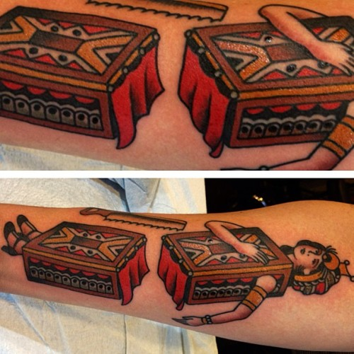 fuckyeahrealtattoos:  Ryan Cooper Thompson (@ryancooperthomspon)  OMG Rosee!! we need!!!