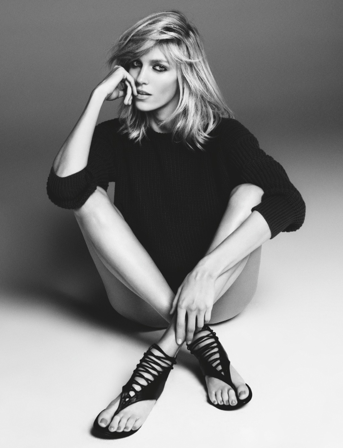 Giuseppe Zanotti for Anja Rubik Capsule Collection