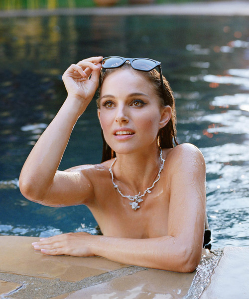 we heart fine jewels…and natalie portman.