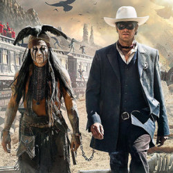 Fourth The Lone Ranger Trailer with New FootageJohnny Depp and Armie Hammer ride for justice in the fourth trailer for Walt Disney Pictures' The Lone Ranger. Gore Verbinski directs this highly-anticipated action-adventure set in the Old West, where a Texas Ranger named John Reid (Armie Hammer) is transformed into a masked icon of justice, with help from the Native American spirit warrior Tonto (Johnny Depp). Watch the latest footage from one of this summer's biggest cinematic events, in theaters July 3.[MovieWeb]