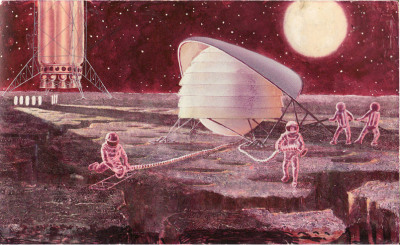 Power Station On The Moon, Andrei Sokolov
