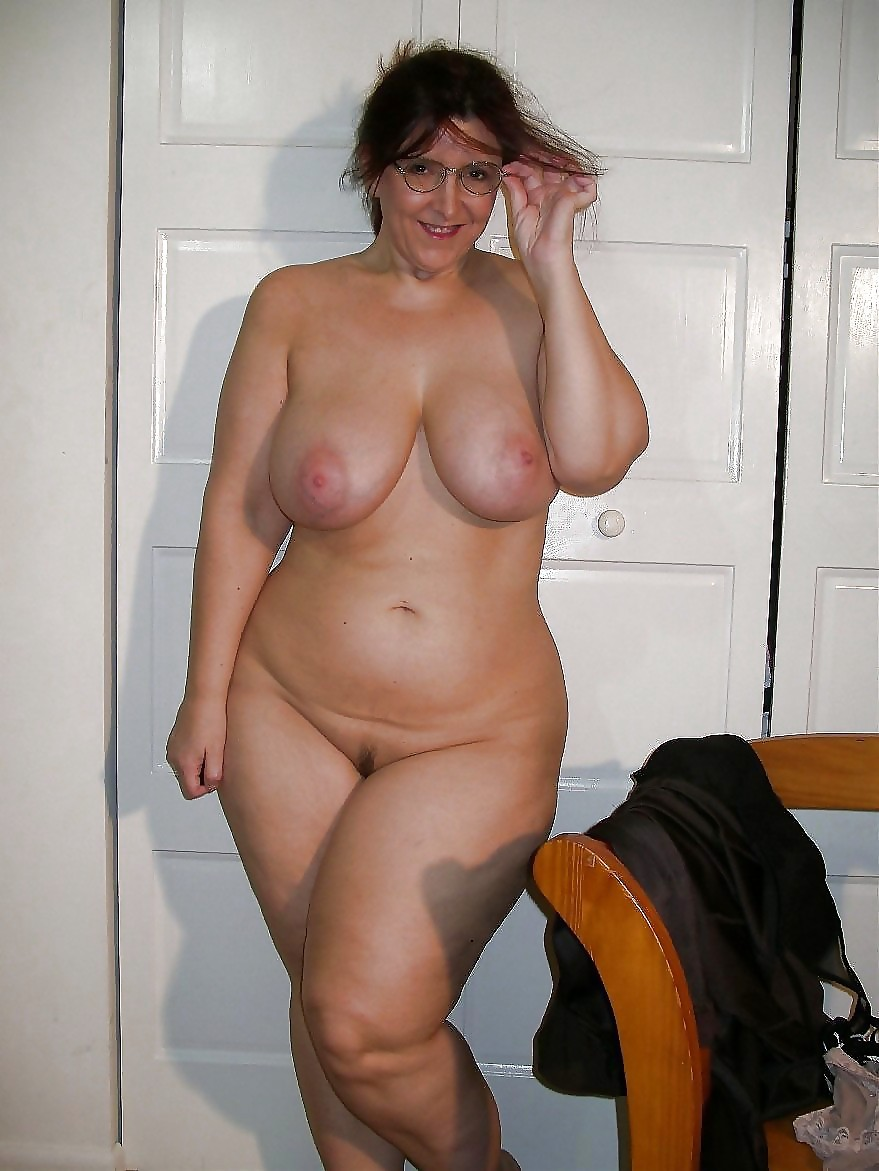 Big amateur mature