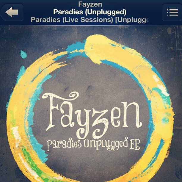 so schön 💕 #fayzen #paradies #unplugged #germanmusic #wunderschön #lied #instagermany #instalove