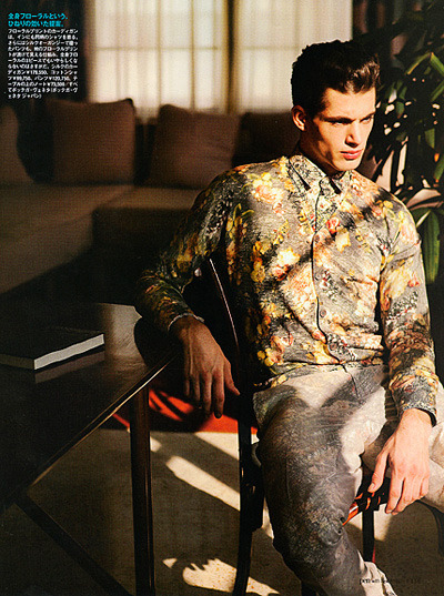 mensfashionworld:  Jamie Wise by Kristiina Wilson for Pen