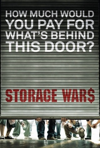 I am watching Storage Wars                                                  406 others are also watching                       Storage Wars on GetGlue.com